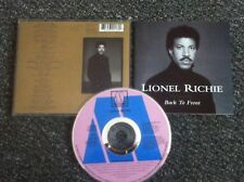 LIONEL RICHIE - BACK TO FRONT - CD Album LP - all night long easy still hello