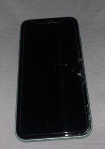 Apple iPhone 11 - 128Go - Vert Bloqué iCloud