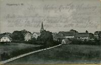 1239: AK Postkarte Rüggeberg Westfalen gelaufen 1921