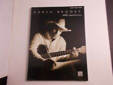 *          garth brooks the Sessions  SONGBOOK ALFRED Music Piano/Vocal/Chords