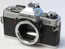 (PRL) MINOLTA XG BODY 135 35 mm SLR SPARE PARTS FOTORIPARATORE REPAIR REPARATION