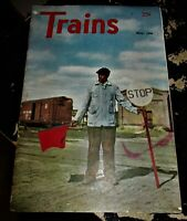 Trains Magazine May 1946 Issue