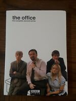 THE OFFICE Complete Second Series BBC Video DVD Ricky Gervais New 2002