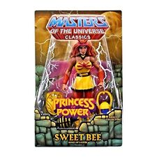 2014 MATTY COLLECTOR MOTU MASTERS OF THE UNIVERSE SWEET BEE FIGURE!!