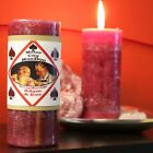 Motor City Hoodoo Candles Adam and Eve Spell Candle Happy Couple