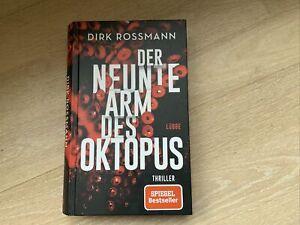 Der neunte Arm des Oktopus von Dirk Rossmann ~Neuwertig~