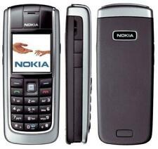 Nokia 6021 Black Silver Classic Retro Basic Mobile Phone - Very Good Condition