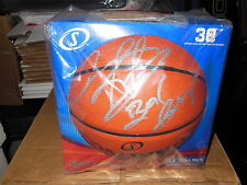 Dennis Rodman Autographed Basket Ball Steiner Sports Coa and Hologram w/ Inscrip