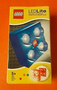 LEGO LED LITE YELLOW BRICK LIGHT