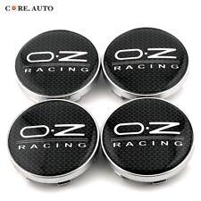 4x 61mm/ 55mm OZ RACING Wheel Centre Caps Car Aftermarket Parts