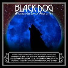 Black Dog: A Tribute To Led Zeppelins Greatest Hits [CD]
