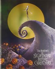 NIGHTMARE BEFORE CHRISTMAS FOIL POSTER (40x50cm) TIM BURTON NEW LICENSED ART