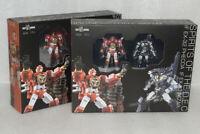Hot Transformers IronFactory IF EX-32/33 Spirits of The D.E.C Phecda/Mizar MISB