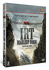ICE ROAD TRUCKERS NEW 3 DVDSET SEASON 1 DEADLIEST ROADS IRT IN THE HIMALAYAS