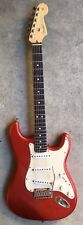 2003 Fender Stratocaster American Standard Rosewood Neck USA Candy Apple Red