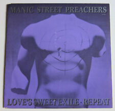 "Manic Street Preachers - Love's Sweet Exile/Repeat - 7"" Vinyl Disc"