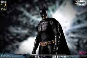 "Soap Studio FG004 THE DARK KNIGHT BATMAN ""80 years"" 1/12 Action Figure DX Ver"
