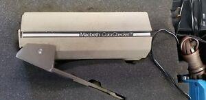 MACBETH RD-1155PA COLOR CHECKER SP1