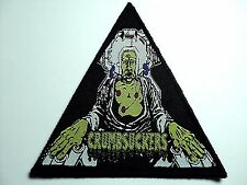 crumbsuckers life of dreams        WOVEN  PATCH