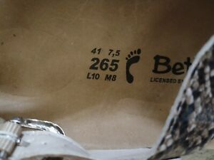 womens birkenstock sandals size 41 new