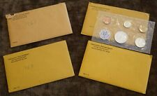 1961-1964 United States Mint Proof Sets With 90% Silver - Free Shipping USA