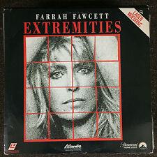 EXTREMITIES Laserdisc LD [LV 12511]