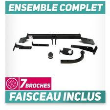 Attelage rigide Renault Clio II 3/5P Hayon 01-05 +faisceau 7 broches