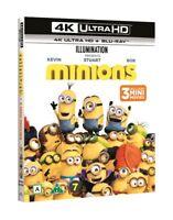 Minions 4K UHD + Blu Ray (Region Free)