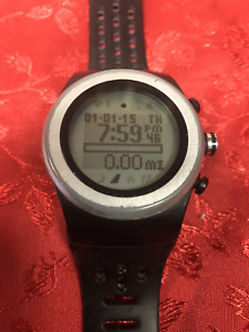 Pre-Owned LifeTrak Brite core R210 Heart Rate Watch, Black free shipping