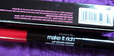 MARK  MAKE IT RICH LIP COLOR CRAYON  HOT SAUCE ( LOT OF 2)NEW IN BOX.