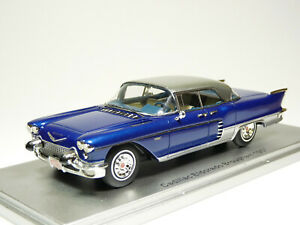 Kess KE43020020 1/43 1957 Cadillac Eldorado Brougham Resin Model Car