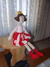 """IKEA Nojsig Princess Plush Soft Toy / 16"""" (38cm)"""