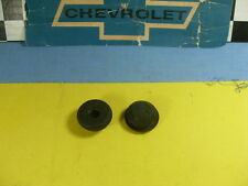 GM Wheel Well & Trunk Side Plugs!! Camaro Nova Pontiac GTO 442 RS SS  Z28