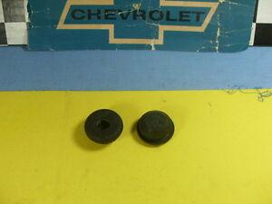 GM Wheel Well & Trunk Side Plugs!! Camaro Nova Pontiac GTO 442 RS SS  Z28