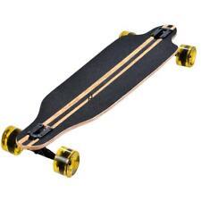 Neue Erwachsener Holz LongboardSkateboard Komplett BTSY