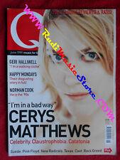 Q Magazine 153/1999 Cerys Matthews David Gilmour Norman Cook Geri Halliwell Nocd