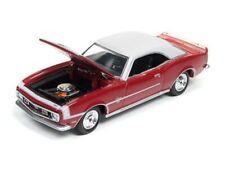 `68 Chevrolet Camaro SS Red/White  1968 *RR* Racing Champions 1:64 NEU+OVP