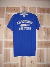 Camiseta azul por Abercrombie & Fitch Talla M