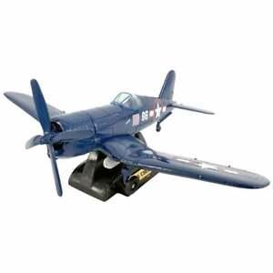 Motormax F4U Corsair Die Cast Scale Model Aircraft - Scale 1:48