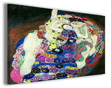 Quadro moderno Gustav Klimt vol XIII stampa su tela canvas pittori famosi