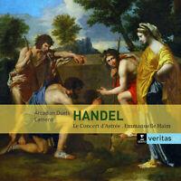 George Frideric Handel : Handel: Arcadian Duets/Lamenti CD 2 discs (2018)