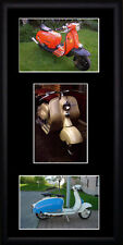 Lambretta Scooters Framed Photographs PB0192