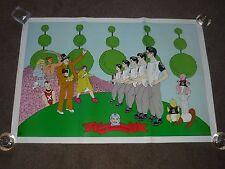 "Devo ""New Traditionalists"" 1981 US Warner Bros Records Promo Poster"