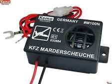 KEMO M100N Marderschreck Ultraschall Marderscheuche KFZ 12V Marderschutz