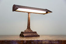 Vintage Mid-Century Modern Art Deco Industrial Desk Office Lamp Antique Decor