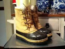 Vintage Snow boots Rod&Gun Mens Size 7 WOOL Lined WINTER Snow Boots, Korea