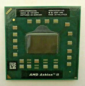 AMD Athlon II M320 AMM320DB022GQ Mobile -Dual Core- 2,10GHz -Sockel S1(S1g3)#865