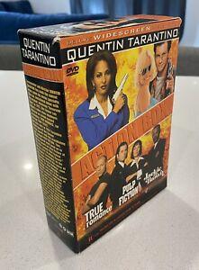 Quentin Tarantino Action Box DVD Set