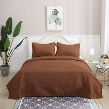 2-Piece Bedspread Set Twin Size Bed Quilt Set Lightweight Bedspread Coverlet Set