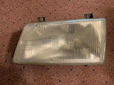 87 - 94 Classic Saab 900 Hella Left Drivers Side Head Light Lamp Good Adjusters